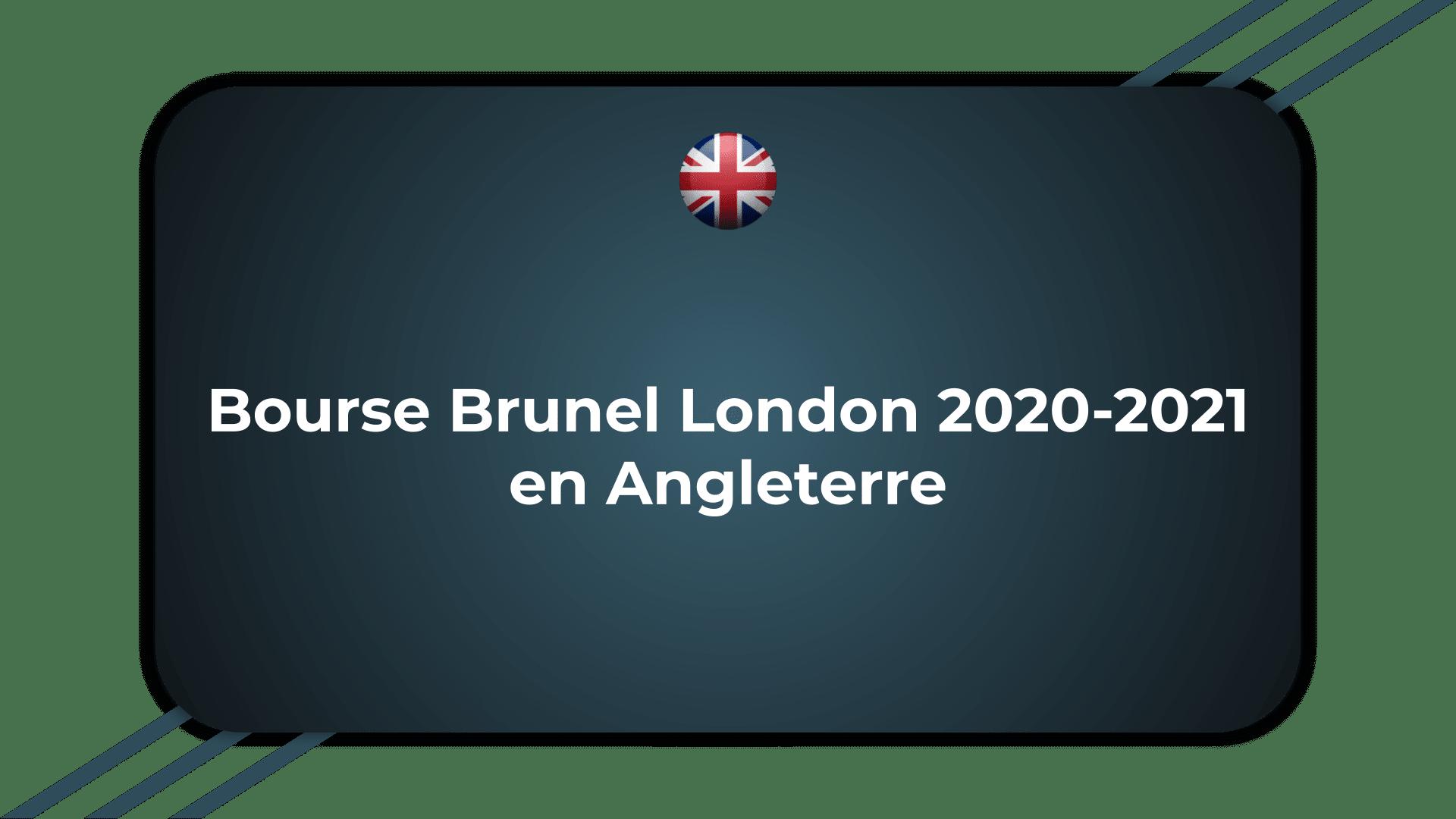 Bourse Brunel London