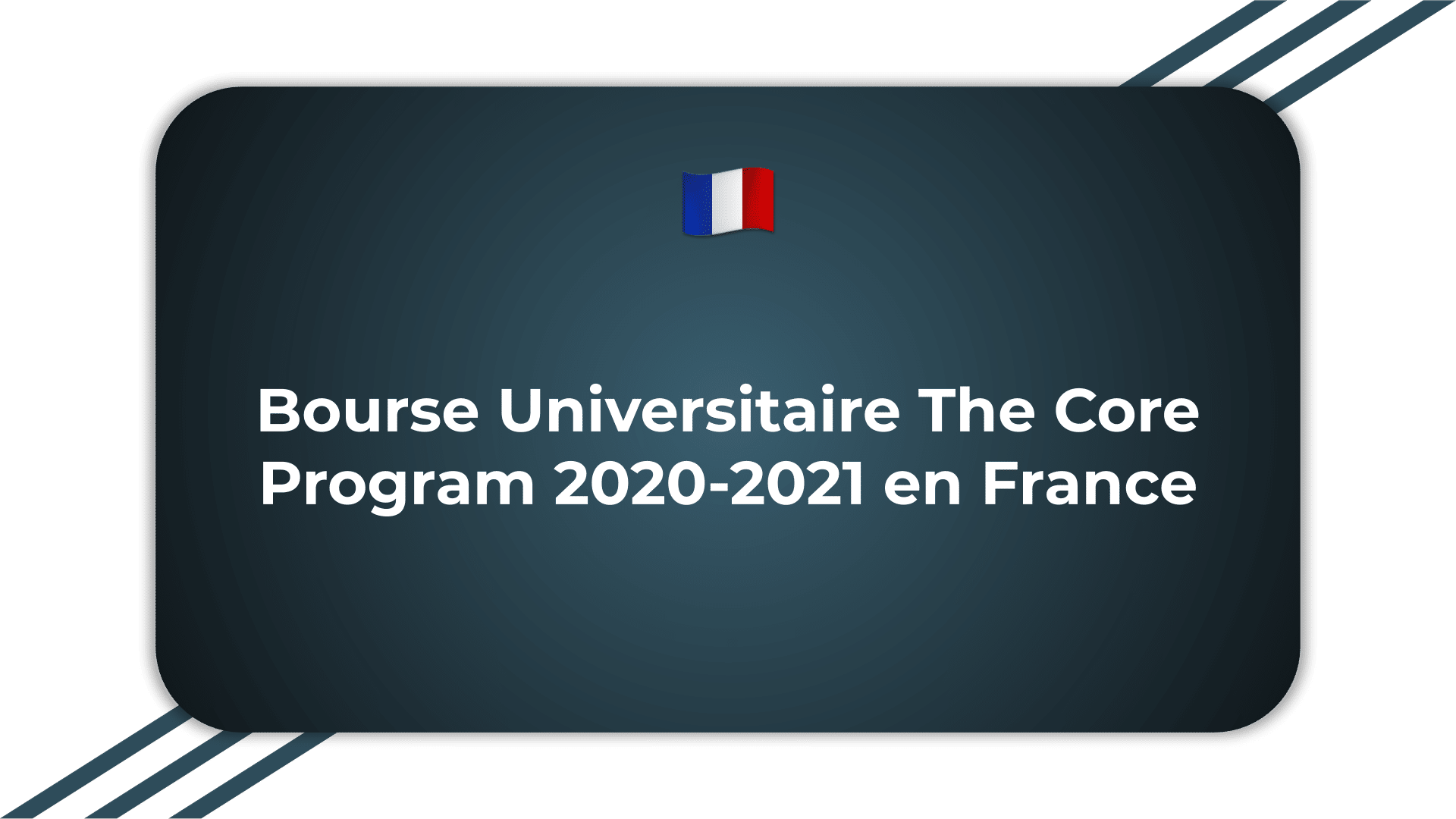 Bourse The Core Program