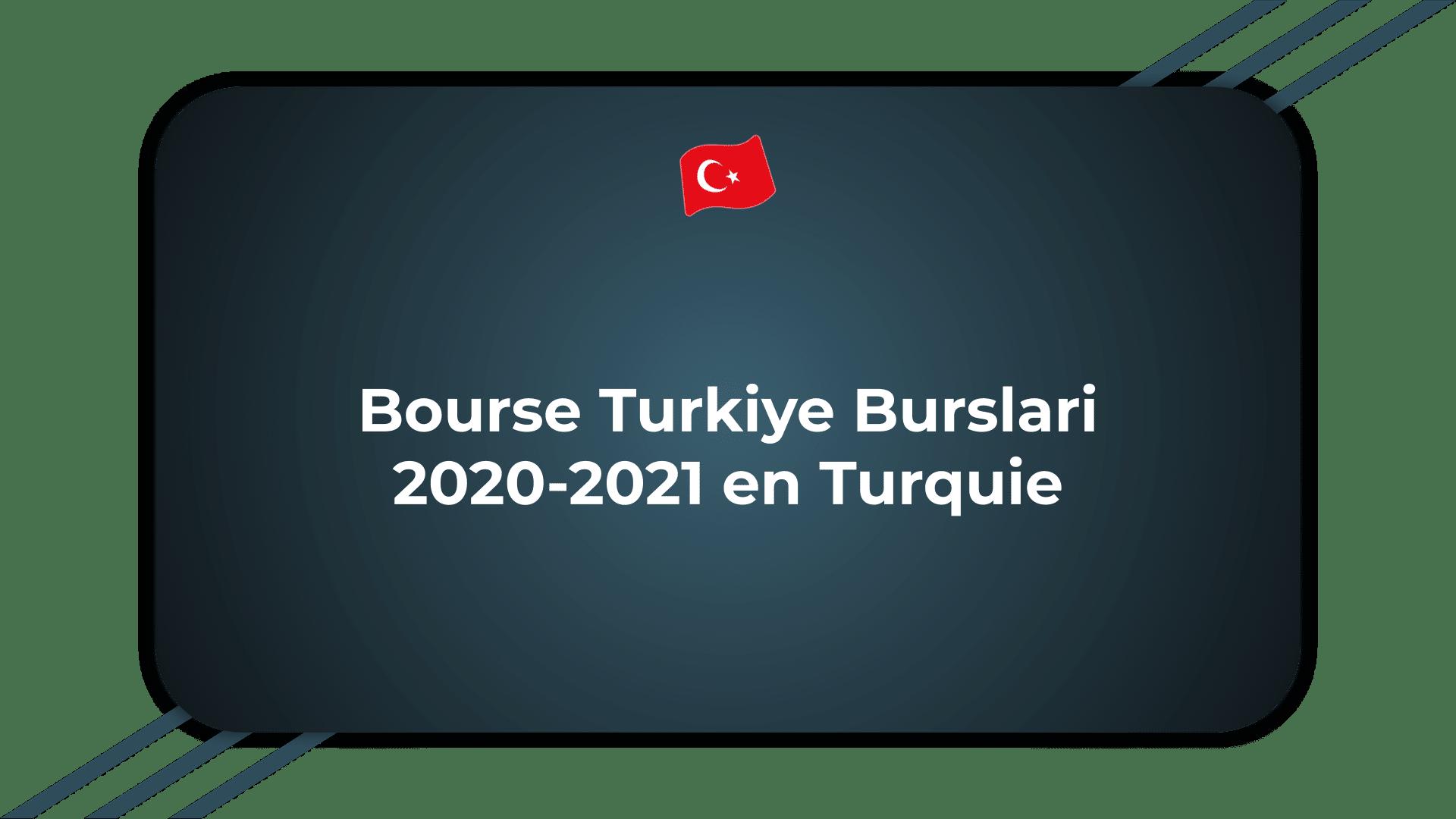 Bourse Turkiye Burslari