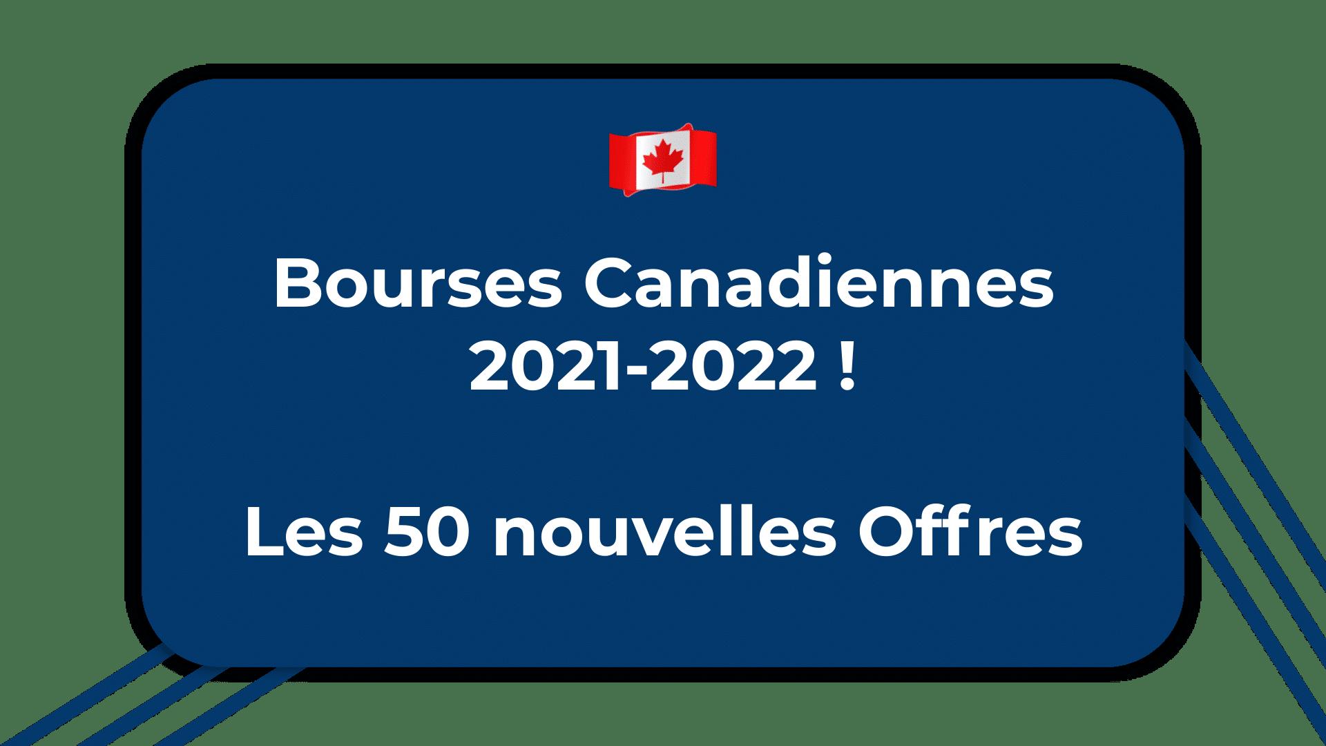 Bourses Canadiennes