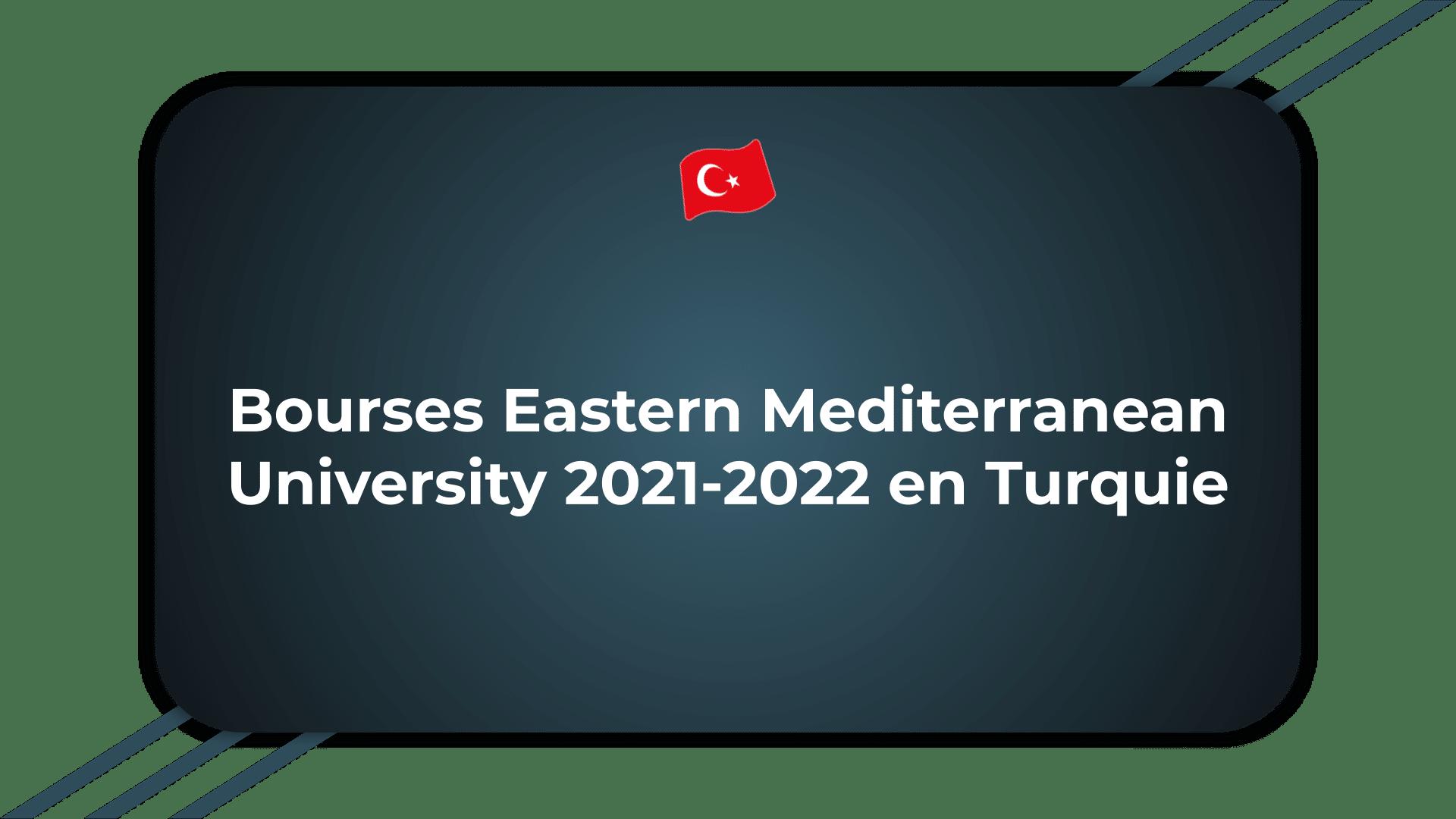 Bourses Eastern Mediterranean University